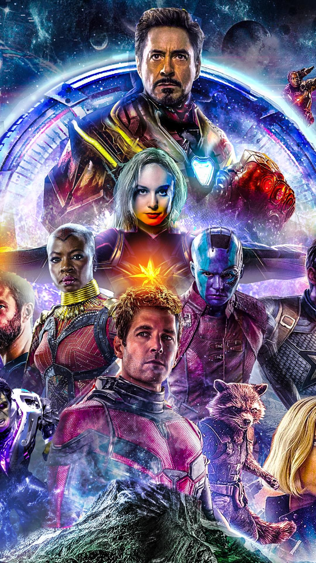 Avengers Endgame 2019 Wallpapers for mobile phones