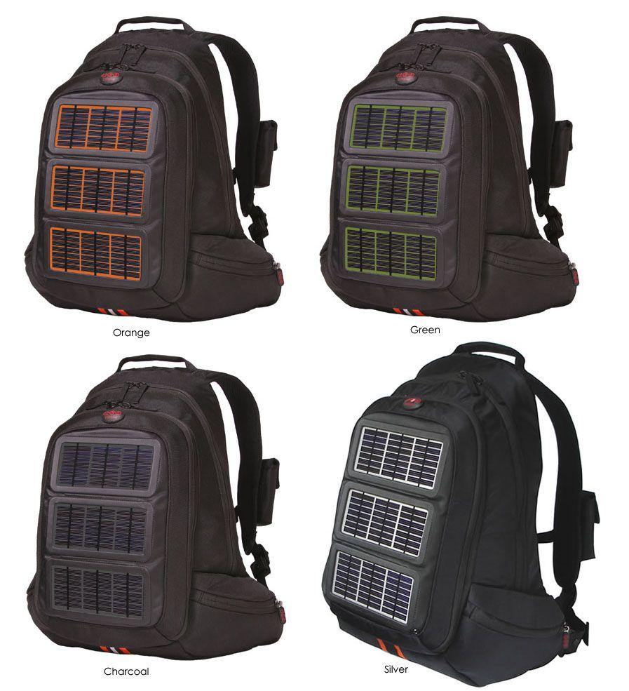 Voltaic Off-Grid Solar Backpack - $229 | Laptop Backpacks | Pinterest