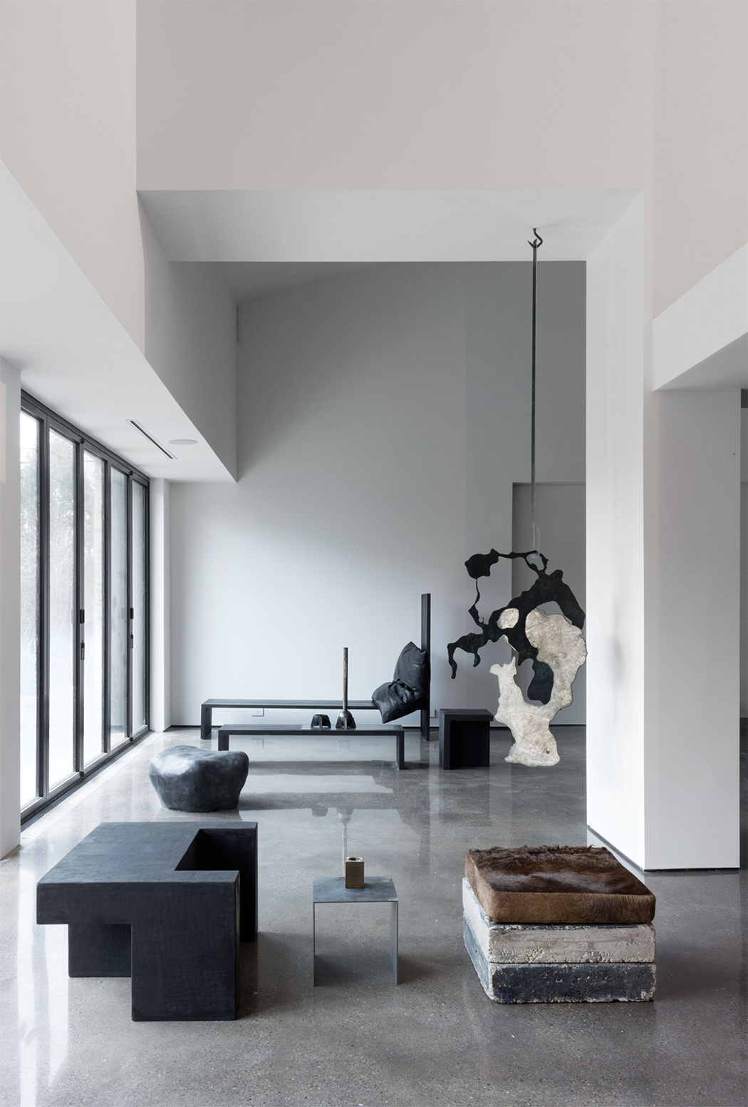 Winchester Showroom By Lukas Machnik Design