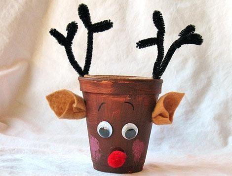 manualidades de navidad faciles para niños | Kids | Pinterest ...