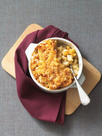Gourmet Mac And Cheese via @The Nest
