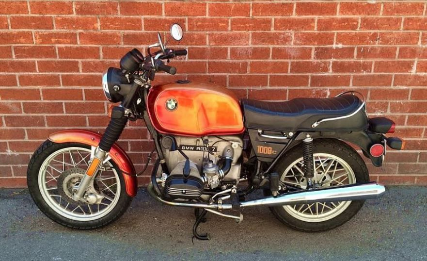 1978 BMW R100/7 | Motorcycles | Bmw 100, Bmw, Cars motorcycles