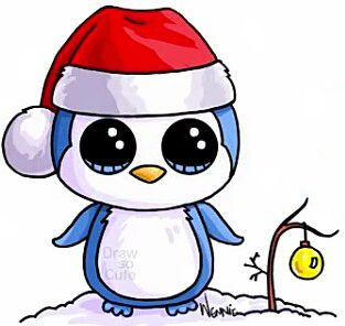 Coloriage Pingouin Kawaii.Pingouin Kawaii Kawaii Kawaii Drawings Cute Drawings Et Cute