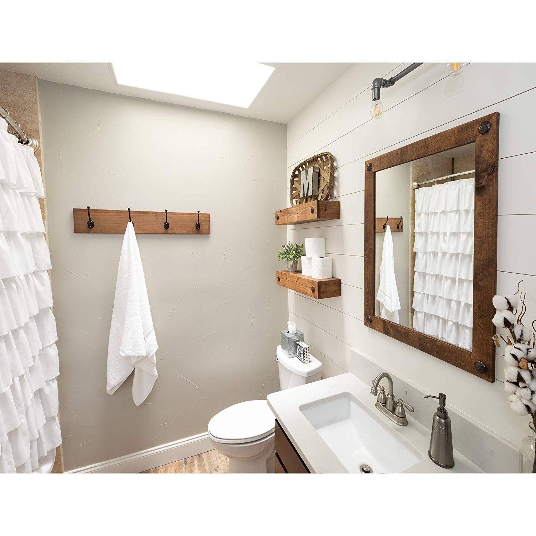 Modern Farmhouse Mirror for Bathroom Vanity