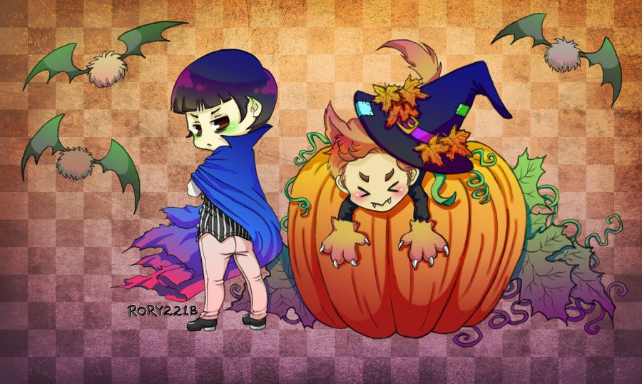 ST - Halloween by Rory221B.deviantart.com on @deviantART