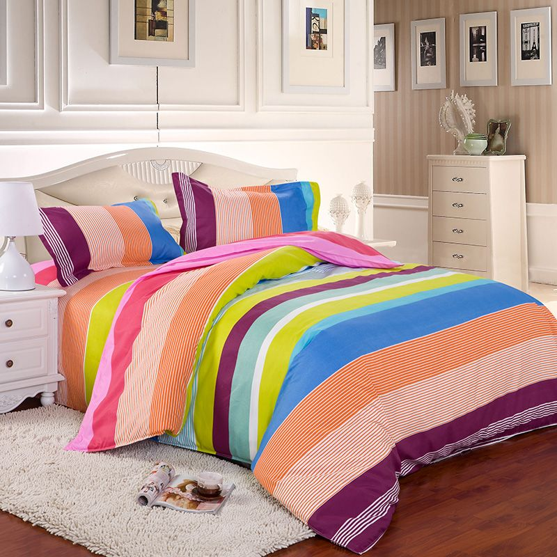 Marvelous Quirky Bed Linen Part - 10: Quirky Bedding To Make Your Bedroom Dreamier. Highlights Tightened Bed  Sheet Is Non-deforming