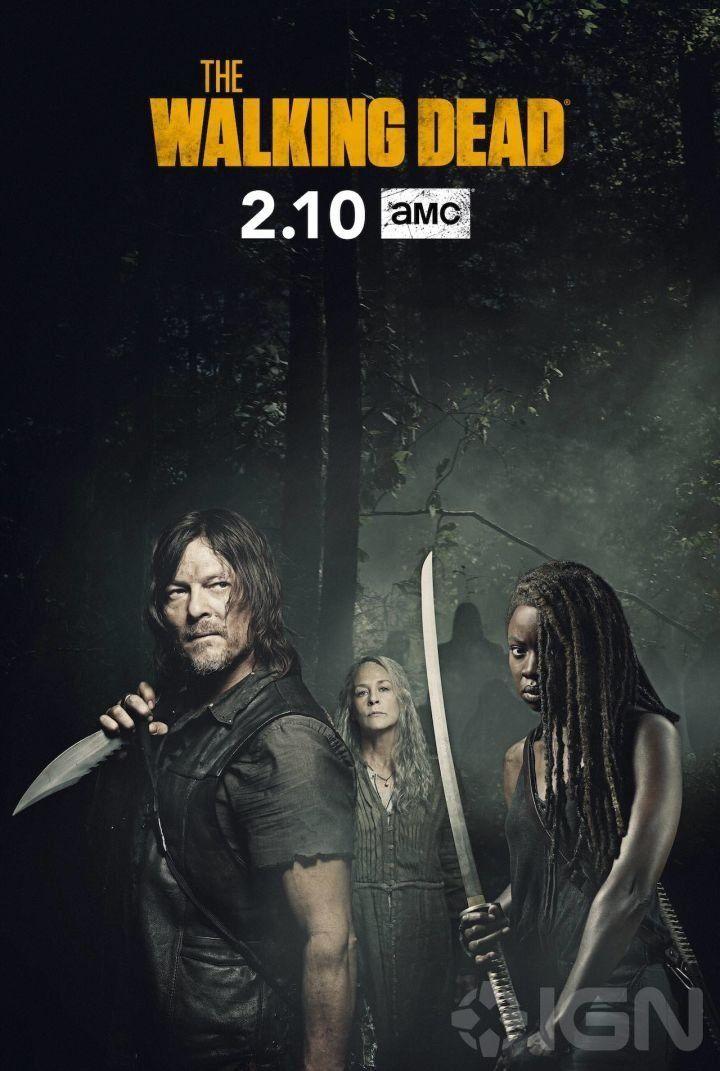 The Walking Dead The Walking Dead Temporada