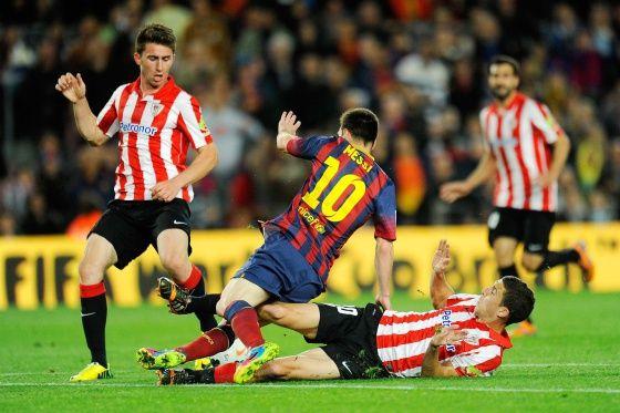 LIGA BBVA: El Barça mantiene la fe en Messi | Deportes | EL PAÍS