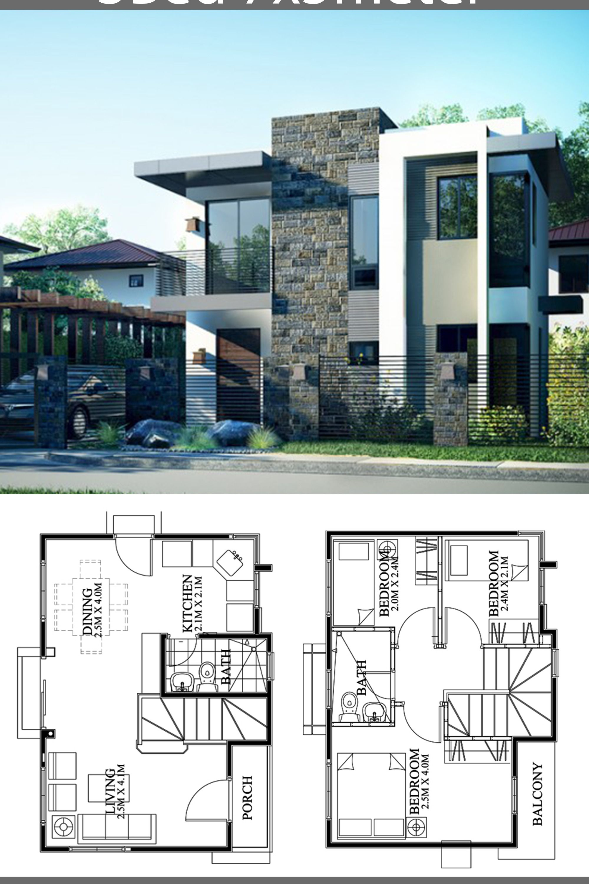 Pin By Ningependa Kula On My Dream Home With Layout Plan Architectural House Plans Small House Design Plans 2 Storey House Design