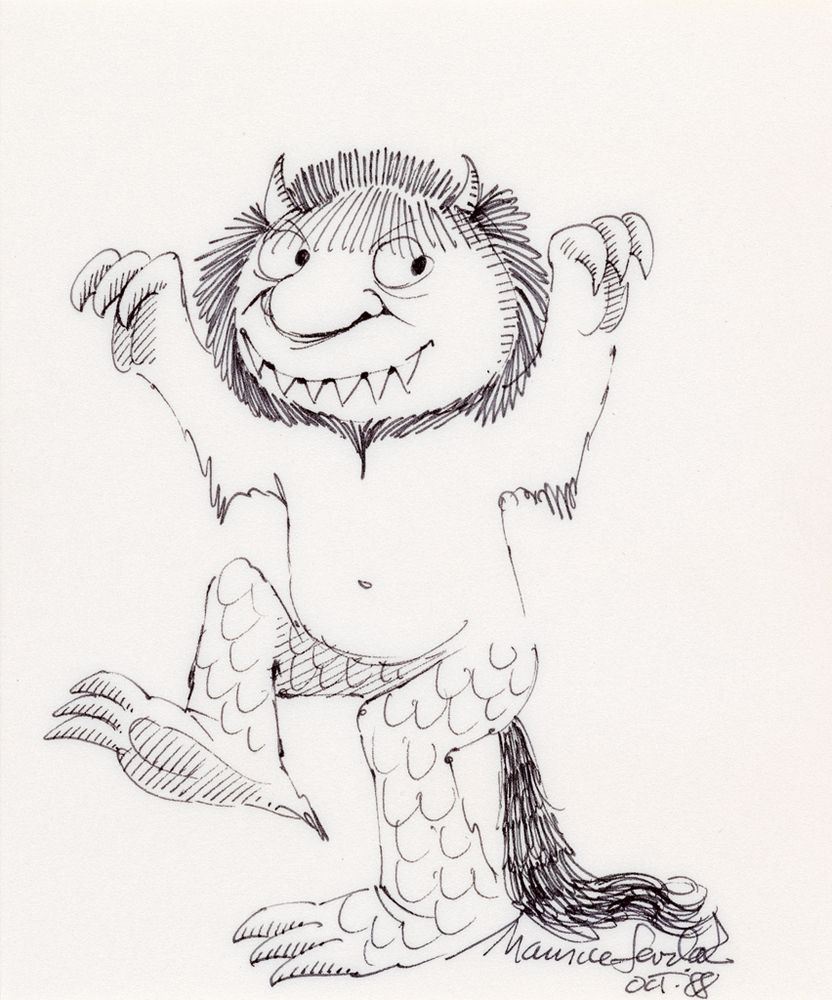 Maurice Sendak | Staff Picks...and other Library Related Goodies ...