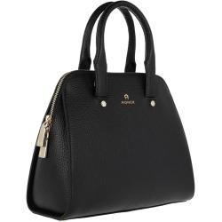 Photo of Aigner Ivy S Satchel Bag Black in schwarz Umhängetasche für Damen Aigner