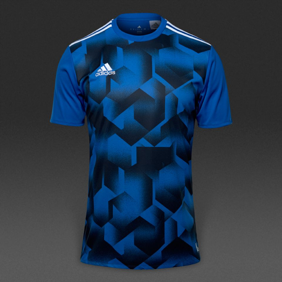 Camiseta adidas Tango -Azul Negro a644b1ccf9e