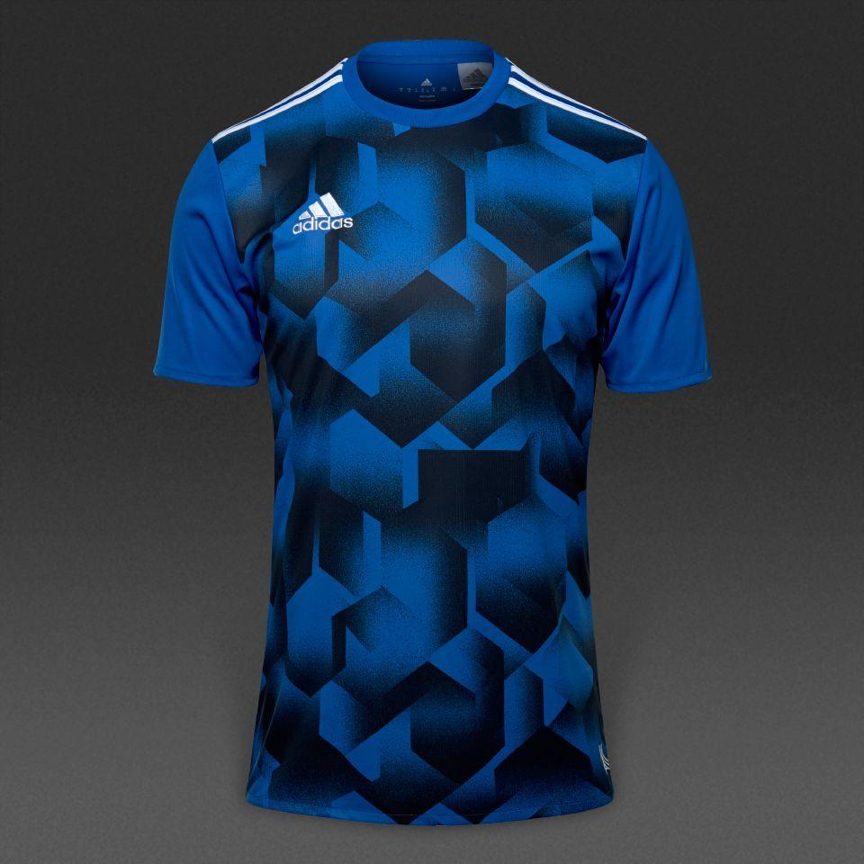 ea67c21bfbea8 Camiseta adidas Tango -Azul Negro