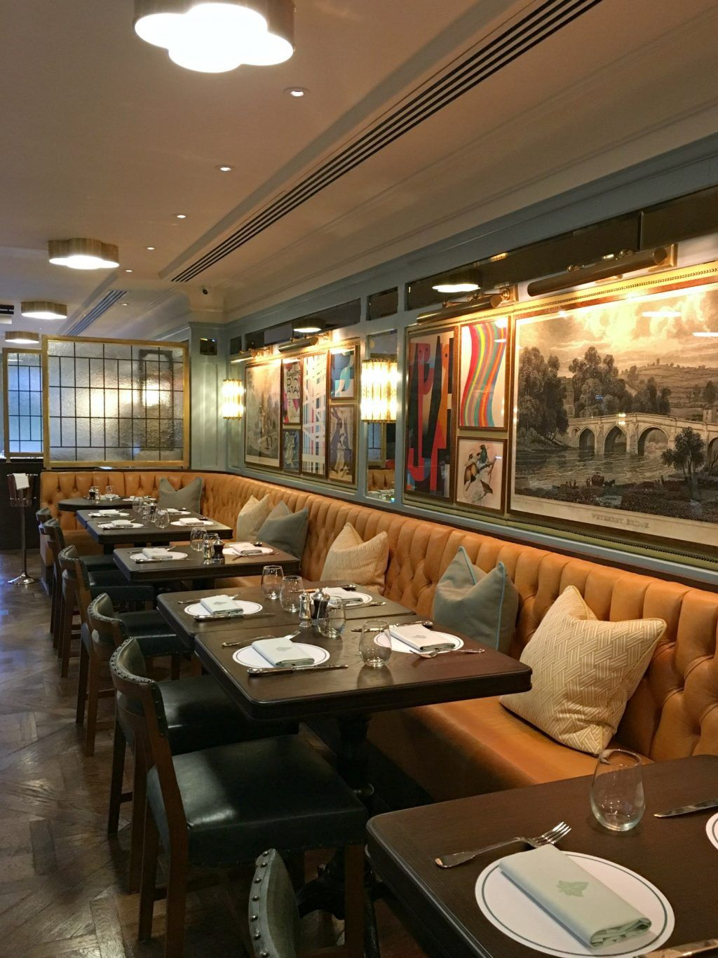 Image Result For Glamorous Period Restaurants Clarendon In 2018