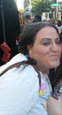 Gay Pride 2012 with lilac eyes! #SephoraSweeps