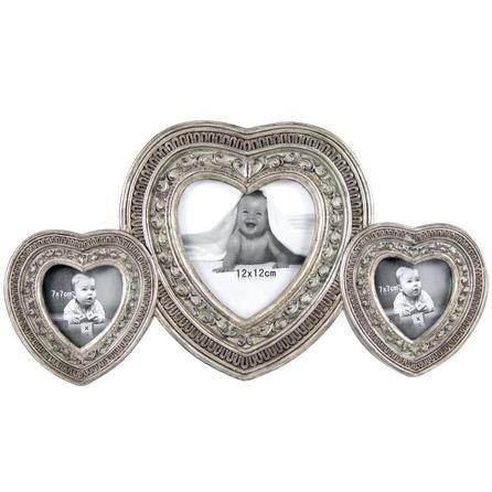 3 Aperture Heart Photo Frame   Dunelm   My cosy home   Pinterest ...