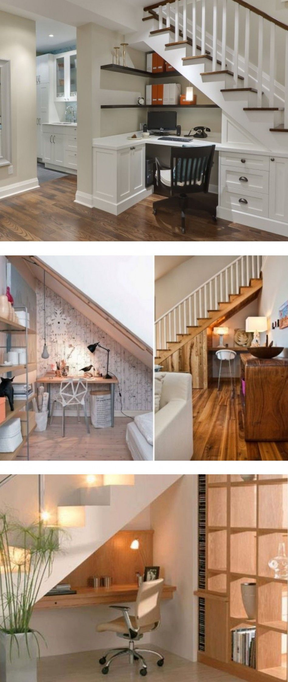 Best Furniture Charming Home Office Ideas In Under Staircase 400 x 300