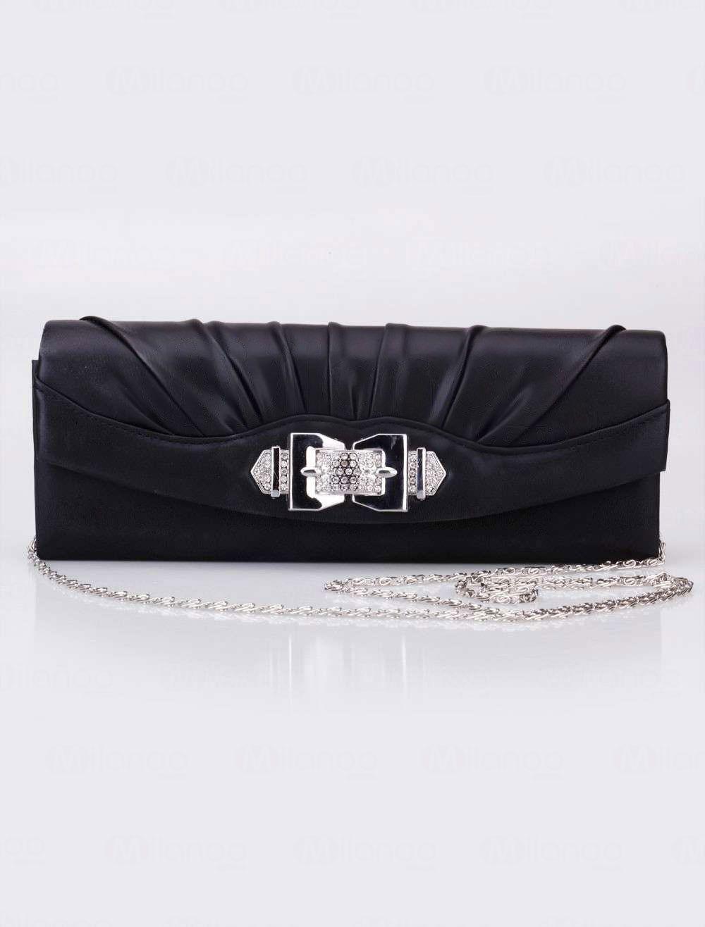 25*9cm Luxury PU Special Occasion Handbag For Bride  - Wedding Handbags - Wedding