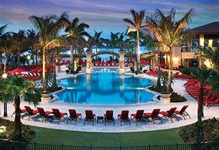 Palm Beach Weddings Resort Pool