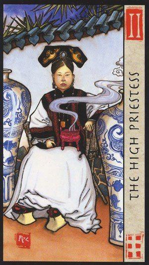 Галерея Feng Shui Tarot – 80 фотографий