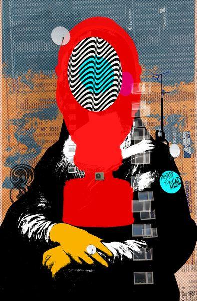 Mona Gasa StreetPunkArt 2 (2012)