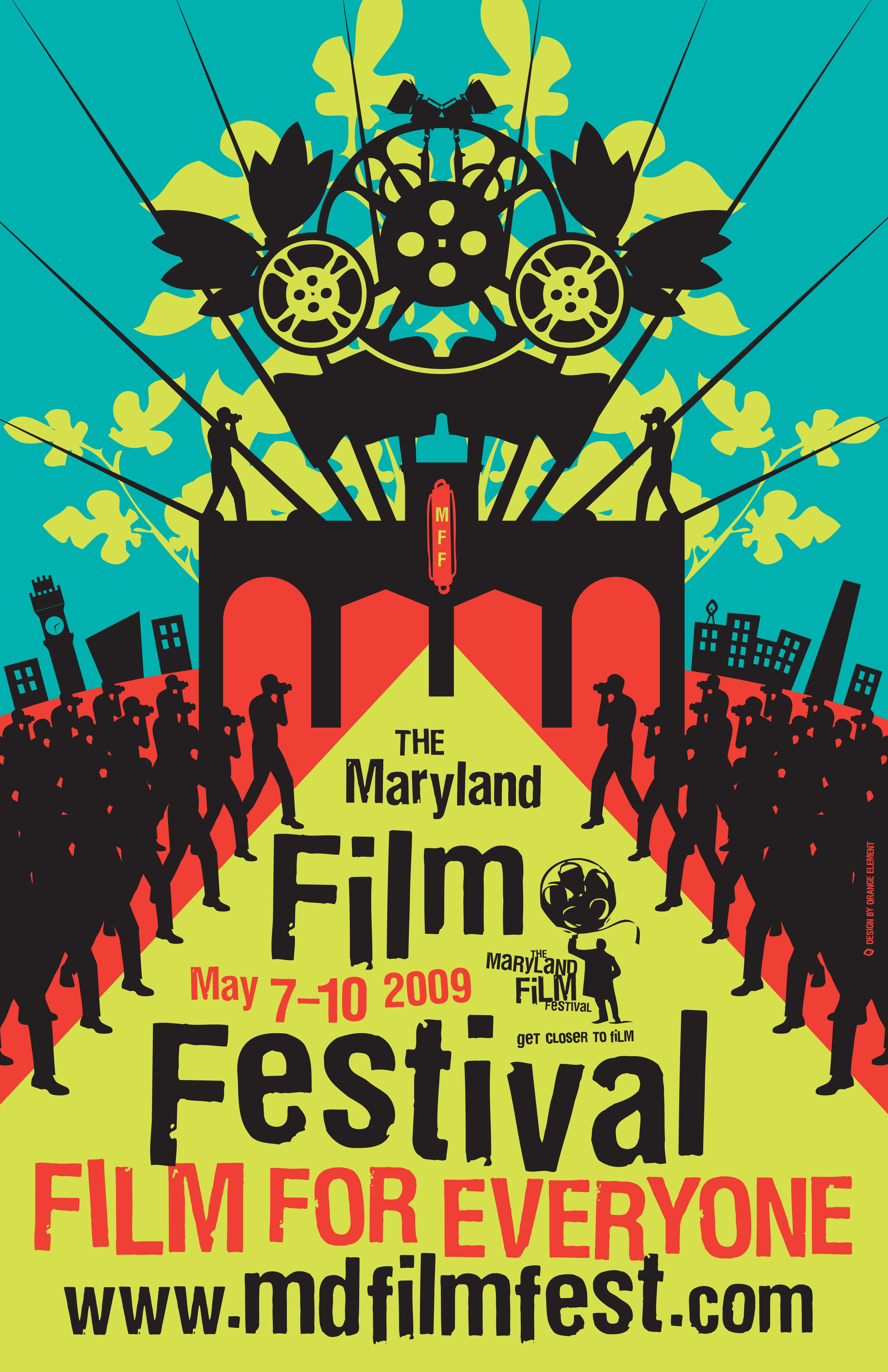... Maryland Film Festival  Festivals, Poster and Film festival poster