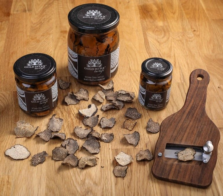 COOK LIKE A PROFESSIONAL CHEF. Our Black Truffle Sliced ...