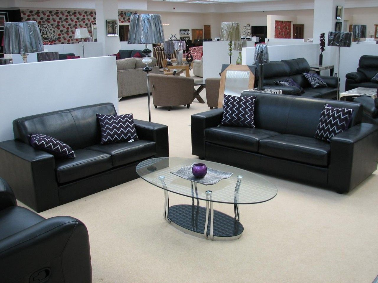leather sectional classic products and set furniture couch coast golden black white pc