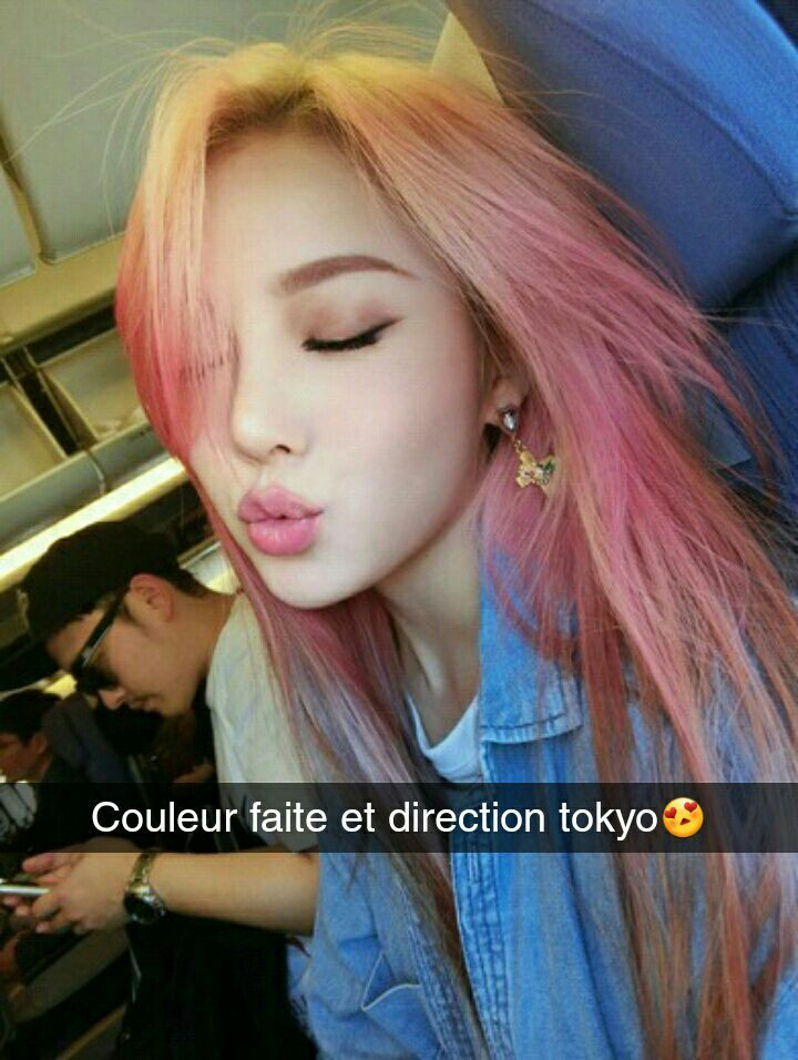 Asian nude dyed hair images 945