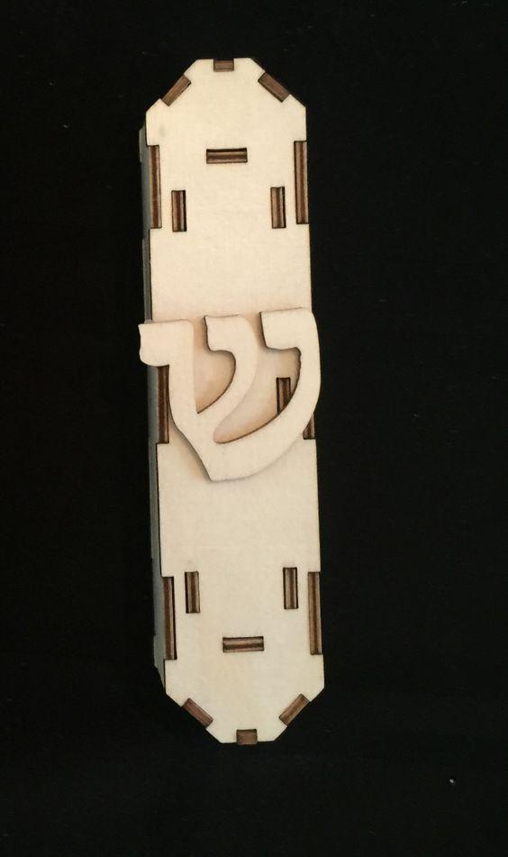 DIY Judaica | Judaica crafts, Mezuzah, Hebrew school ...