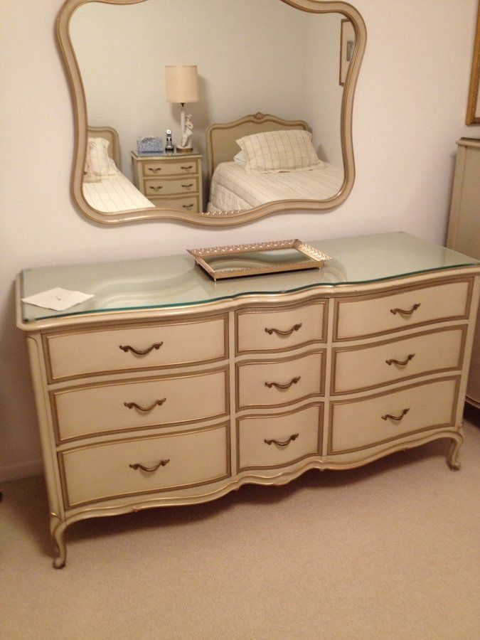 I Have A Drexel French Provincial Bedroom Set That Is Over 50