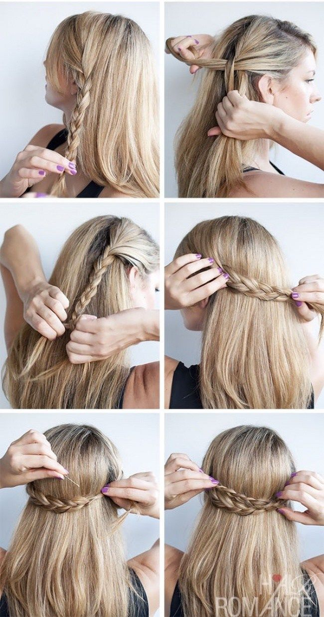 Medium Hairstyle Summer 2018 For Women S Medium Hairstyle Summer 2018 The Average Length Of Hair Styles Cute Simple Hairstyles Cute Hairstyles For Medium Hair