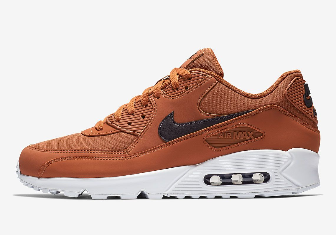 Nike Air Max 90 Dark Russet Is Coming Soon | Tenis, Roupas