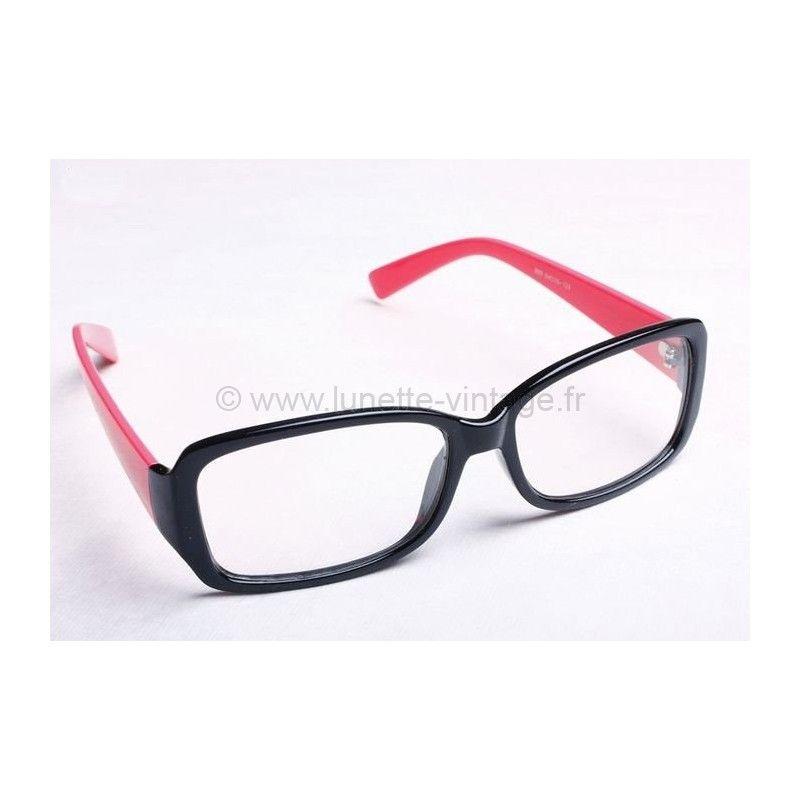 4f9f743789e61  11 Nouveau Modèle de fausses lunettes avec verres sans correction !  Coloris disponible   noir