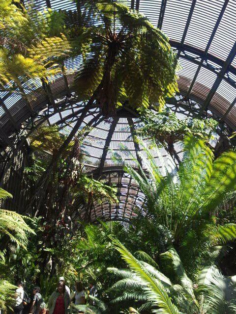 i love botanical gardens