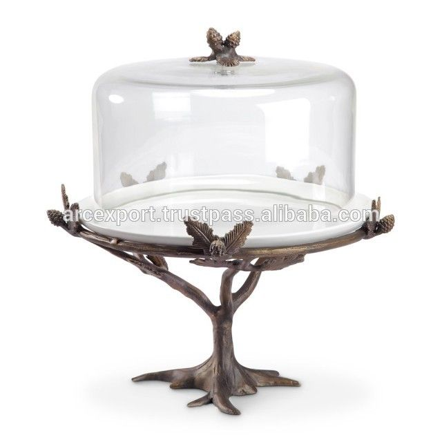 Source bird design metal \u0026 glass antique cake stand on m.alibaba.com  sc 1 st  Pinterest & Source bird design metal \u0026 glass antique cake stand on m.alibaba.com ...