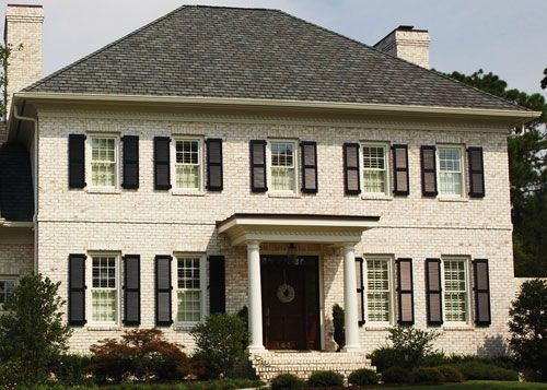 Exterior: Exterior Window Shutters - Google Search