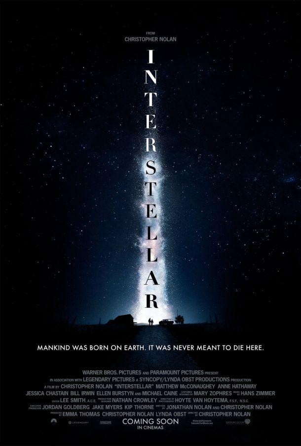 Teaser Poster For Christopher Nolan S Interstellar Revealed Ign Christopher Nolan Interstellar Interstellar Movie