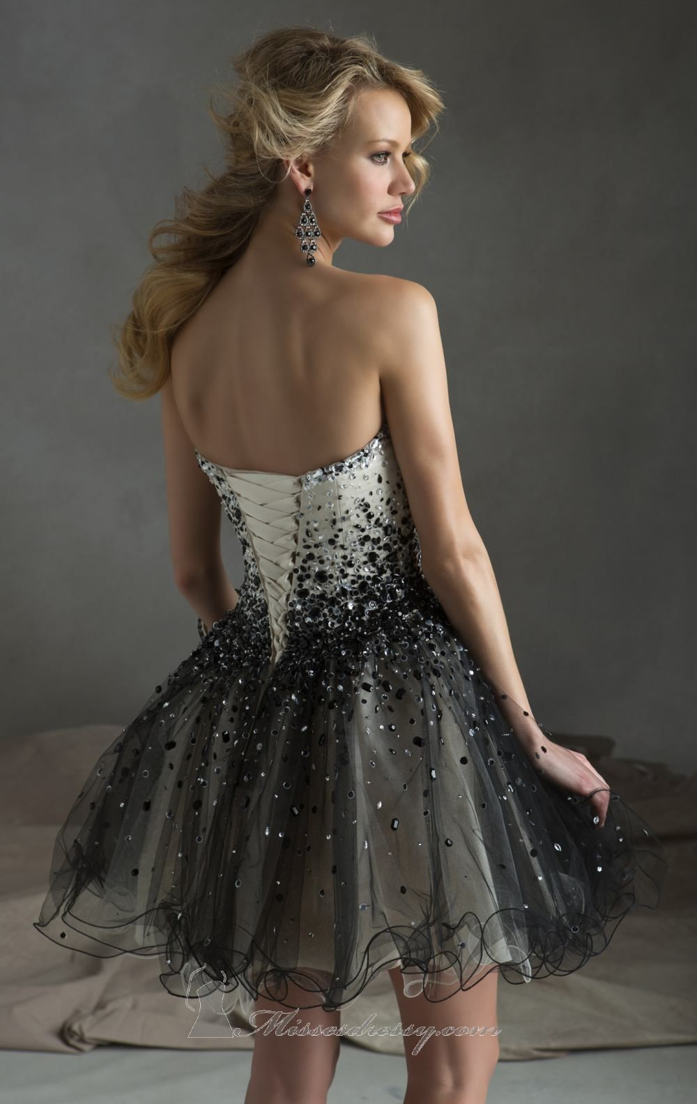Mori Lee 9233 by Sticks and Stones by Mori Lee $322 | My Wedding <3 ...