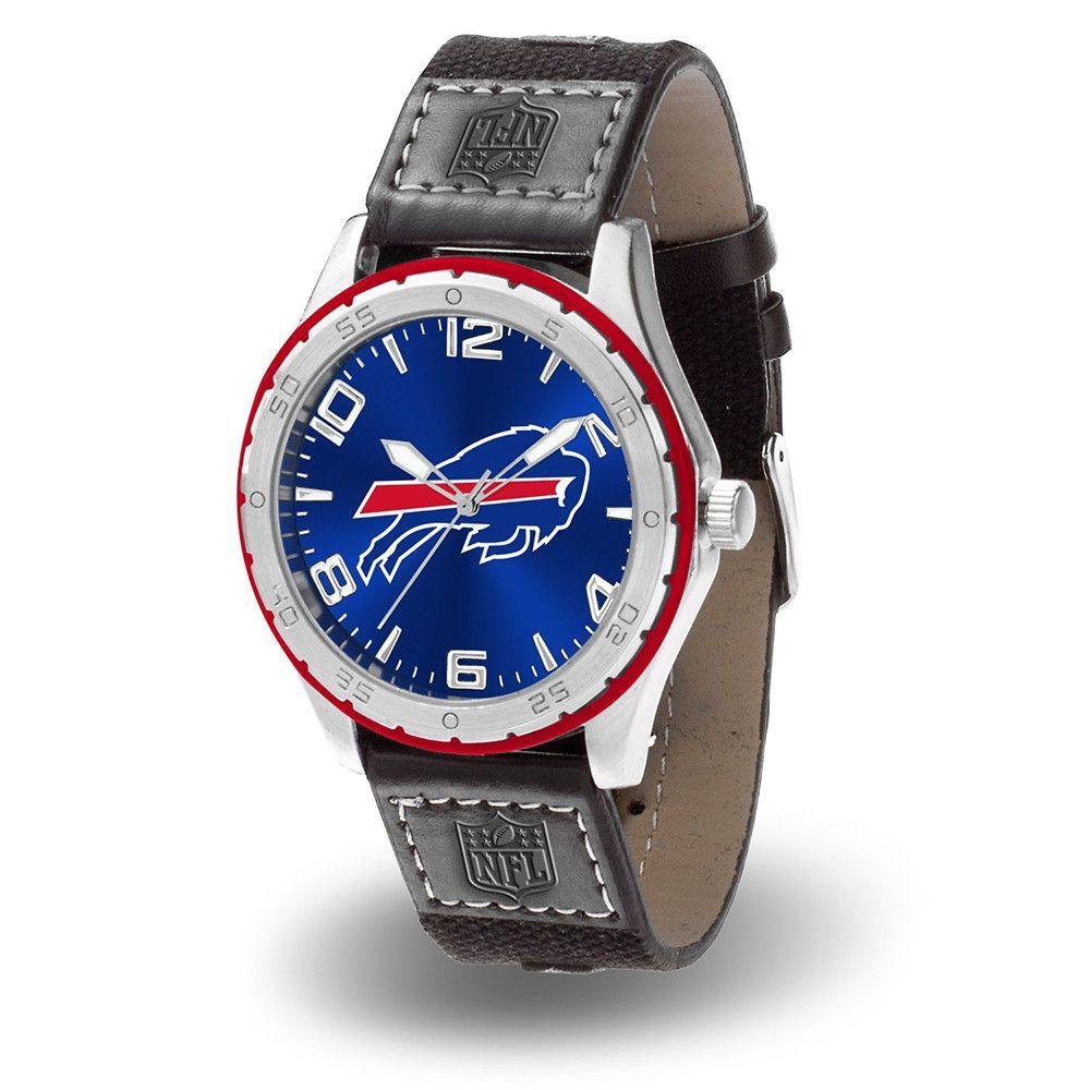 New! Buffalo Bills Gambit Series Mens Watch #BuffaloBills