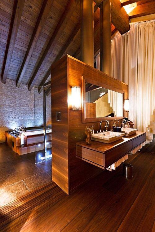 30 Rustic Chalet Interior Design Ideas