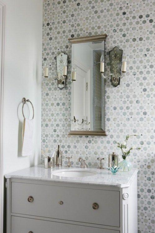 Walls Of Tile Bathroom Inspiration Sarah Richardson