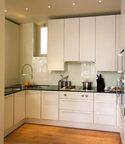 Smart ways to make the most of a compact kitchen maximize vertical space and build