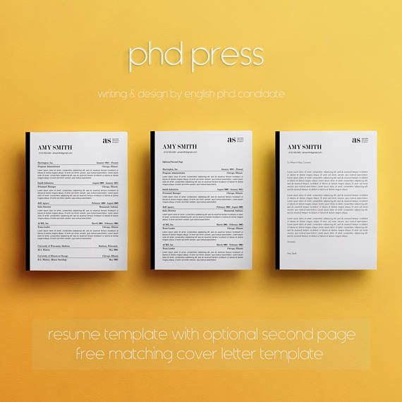 Looking for a professional cover letter and resume template?The - free eye catching resume templates
