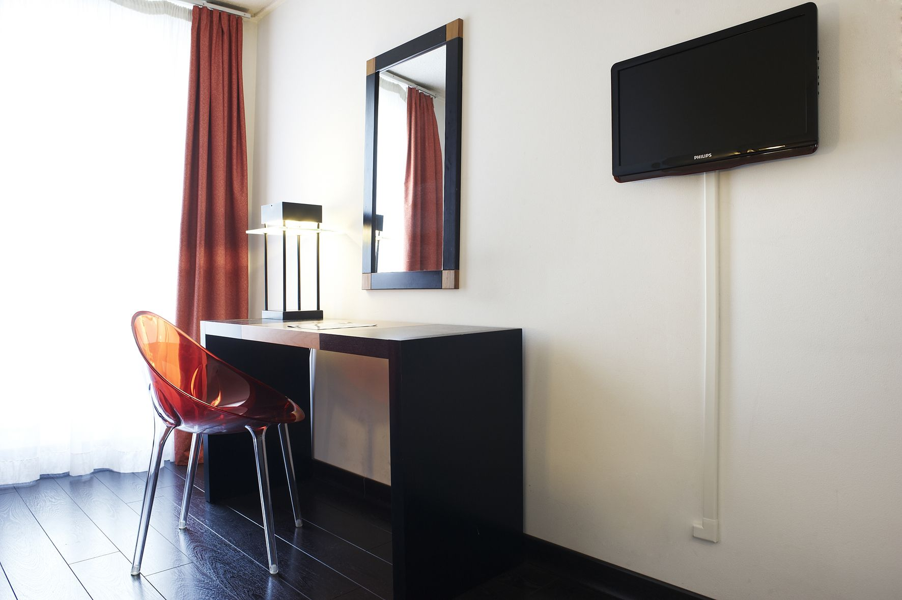 Chambre du New Hotel Saint Charles   Marseille