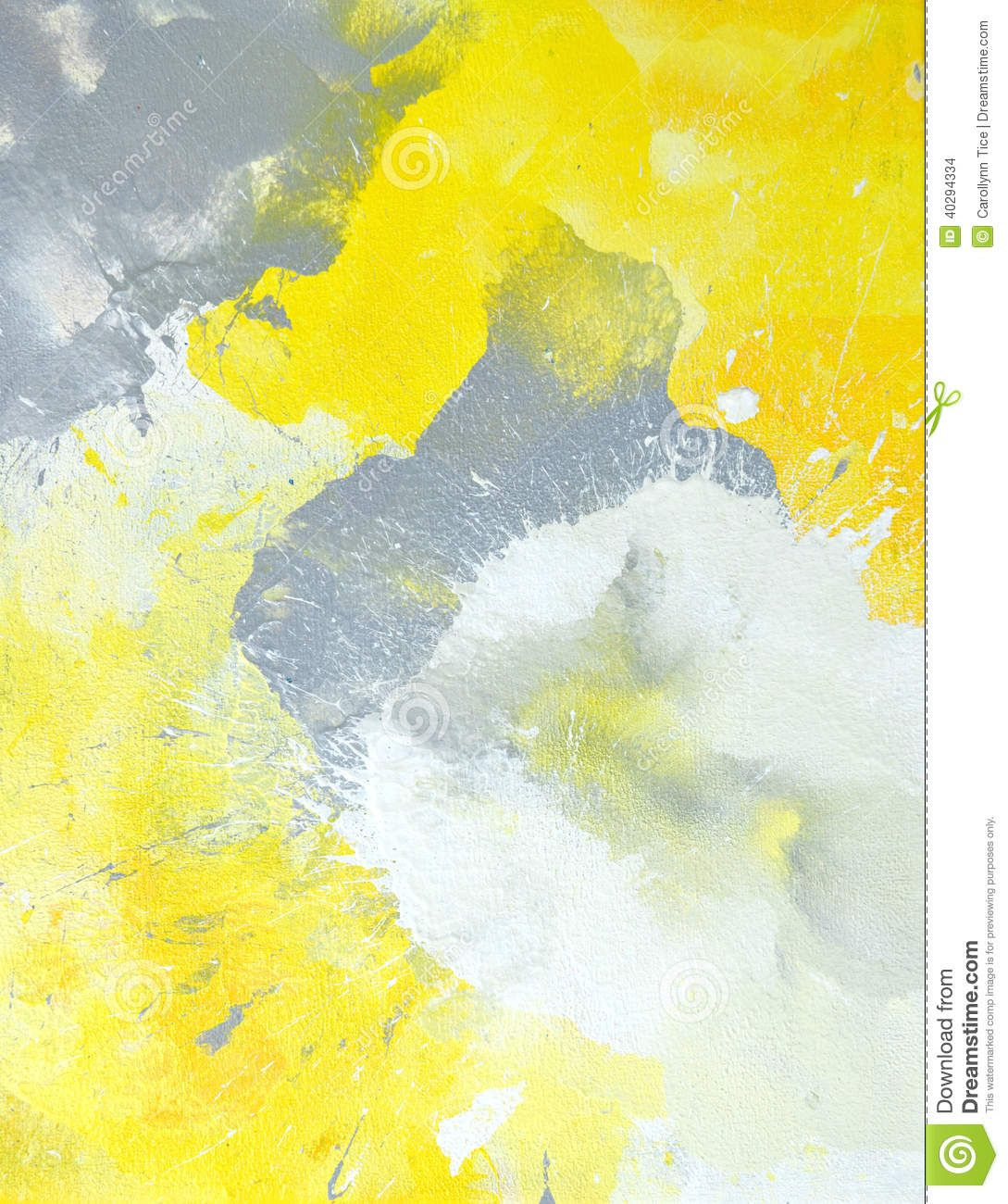 Grey And Yellow Abstract Art Painting   Download From Over 29 Million High  Quality Stock Photos