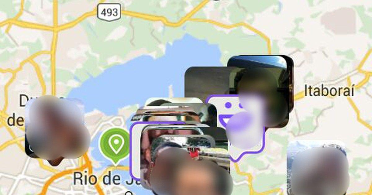 Taxistas usam aplicativo de celular para fugir de violência em Niterói, RJ