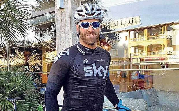 941ffae30 Cycling offers the former sportsman a new path to glory - Telegraph
