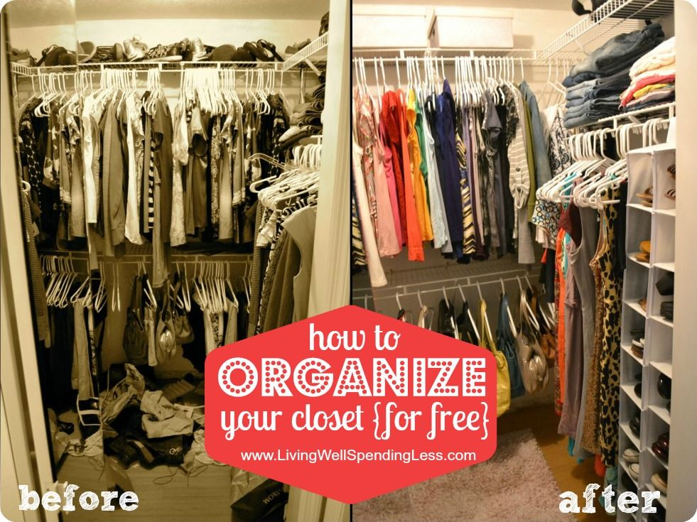 organize best our a the how closet to life everyday way