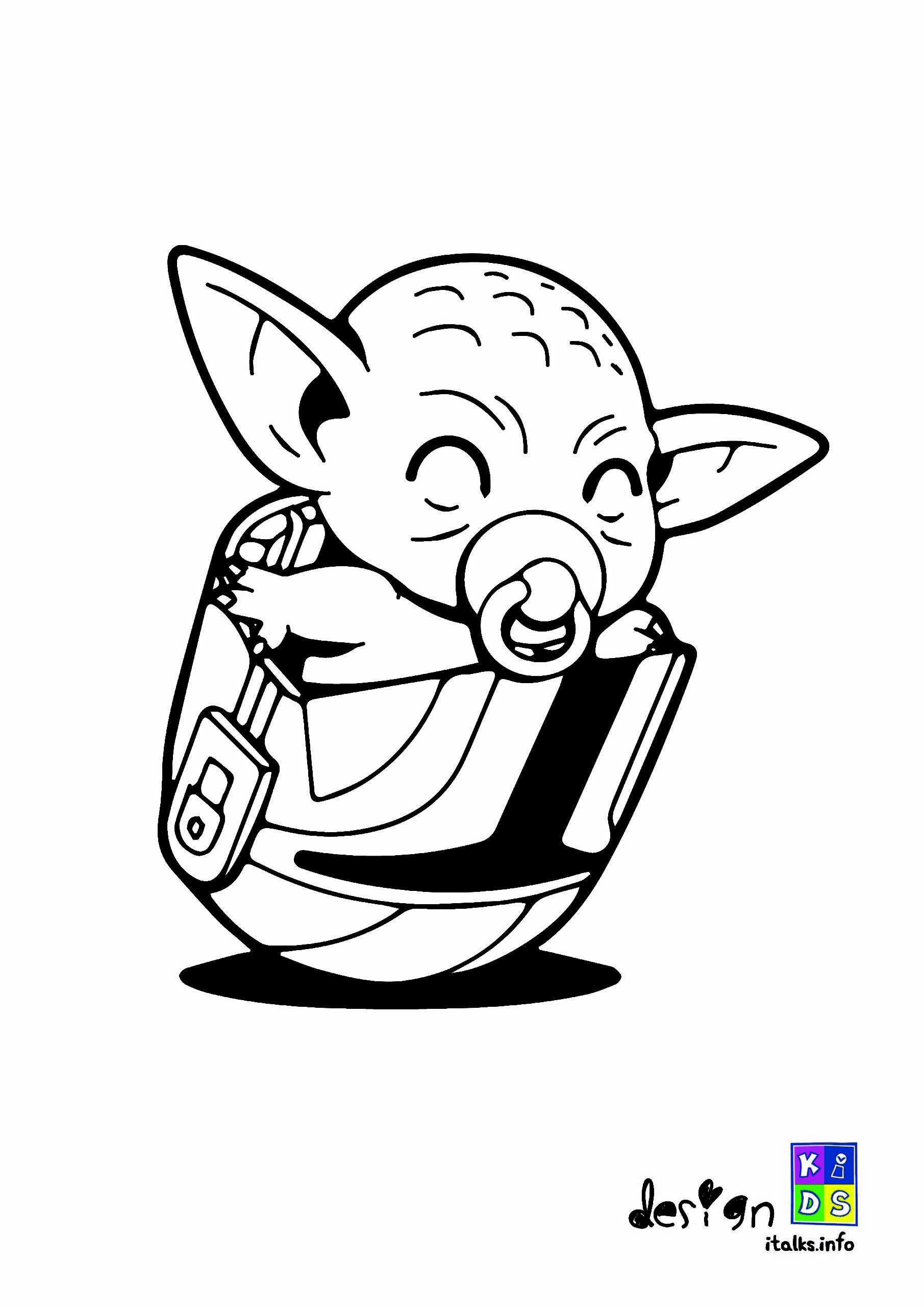 Baby Yoda Coloring Page Bubakids Com Collection Of Cartoon Coloring Pages For Teenage Printable That In 2020 Coloring Pages Cartoon Coloring Pages Star Wars Drawings